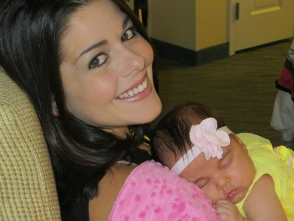 Gaby and Lilly